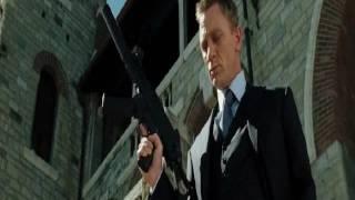 Агент 007: Казино Рояль - клип, Дэниел Крэйг, Ева Грин