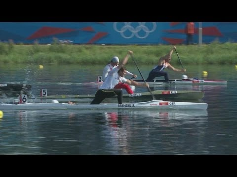 Men's Heats - Canoe Sprint Single 200m - London 2012 Olympics
