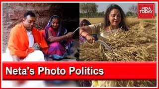 Sambit Patra, Hema Malini Trolled On Twitter Over Photo Politics During Election Season