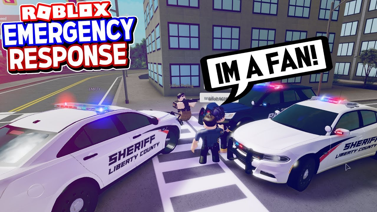 I Arrested my #1 Fan for MURDER! | Emergency Response: Liberty County [EP2]