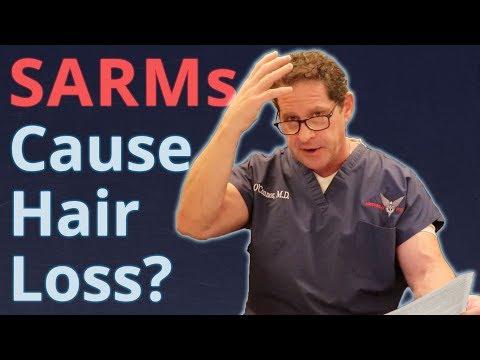 Do SARMs Cause Hair Loss?