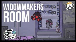Widowmaker's Room: An Overwatch Cartoon