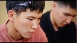 Жесткие киргизы и казахи на войне в Сирии