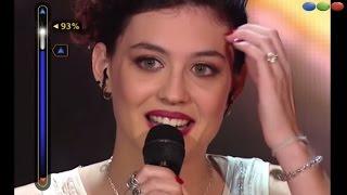 """Victoria Bernardi canta """"Historia de un amor"""" - Elegidos"""