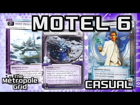 Android: Netrunner // NEXT Motel 6 vs. Nero - Casual