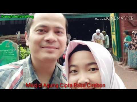 ADENVLOG || ShOLaT JuMaT KE Cirebon KagET YaNg AdzaN 7 OranG