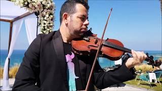 """""""Rather Be"""" deep house Violin Vover- Guy Vioax-  גיא ויטנברג- כינור לקבלת פנים"""