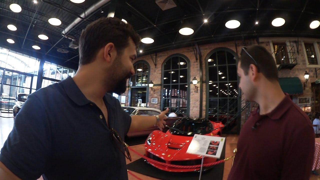 960 Beygirlik ve 1.69 Milyon Dolarlık Ferrari LaFerrari ve OtoparkCom ile Müze Gezisi