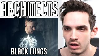Metal Musician Reacts to Architects | Black Lungs |