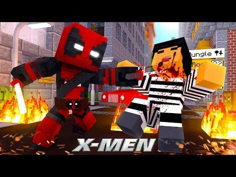 X-MEN #26  - DEADPOOL IS THE COOLEST!