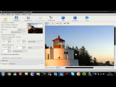 PhotoZoom Pro 4 Portable Gratuit , TUTO FR