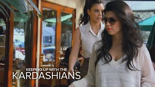 Touchy Subject | Keeping Up With the Kardashians | E!