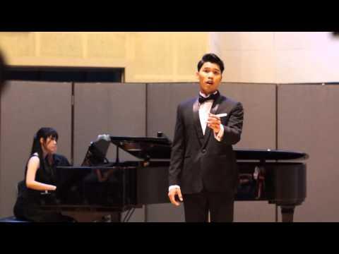 Napat's Senior Recital -