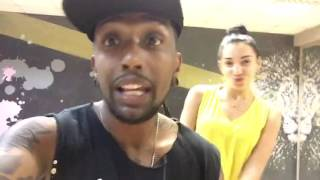 Black Sea Dance Camp 2016 - Shout Out by Lil' Jazz & Daha Ice Cream
