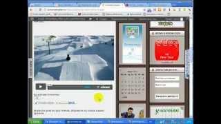Как установить видео ролик на сайт.mp4