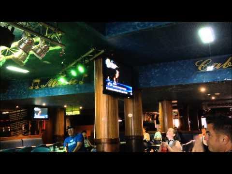 Karaoke at the Palladium