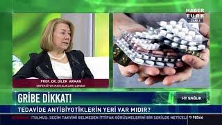 HT Sağlık - 18 Ekim 2018 - Gripten korunmanın yolları