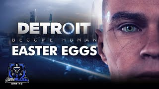 Detroit Become Human - Best Easter Eggs and Secrets
