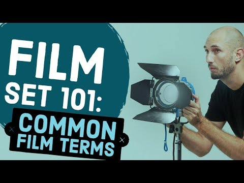 Film Set 101: Common Filmmaking Terms To Know On Set