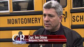 School Bus Cameras Target Drivers in Montgomery County