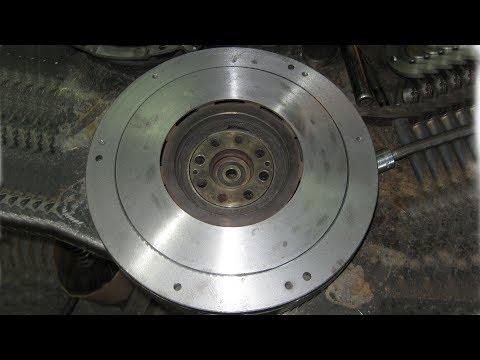 Маховик Toyota Estima