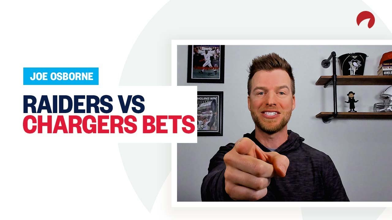 Raiders vs. Chargers picks: Best bets for Week 4 NFL matchup