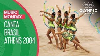 Rhythmic Gymnastics Athens 2004: Gal Costa - Canta Brasil | Music Monday