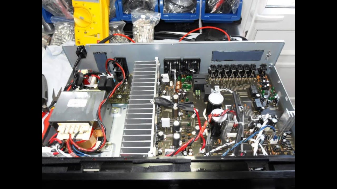 maxresdefault denon pma 510ae amplifier repair youtube  at honlapkeszites.co