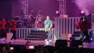 Ronnie Alonte dances to dance hits of 2016 at Kilig King concert