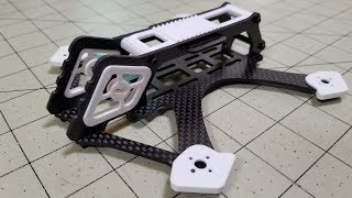 My Micro Drone Frame Design (AK Crossbow?) 😍
