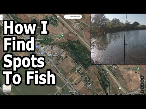 How I Find Fishing Spots