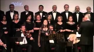 Aman Cana Beni Şad Et - Ebru Zorlu - Dr. Arif Şanlı Musiki Derneği
