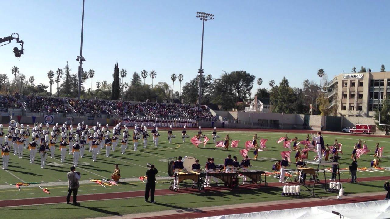 Broughton High School Band - Bandfest 2012 - YouTube
