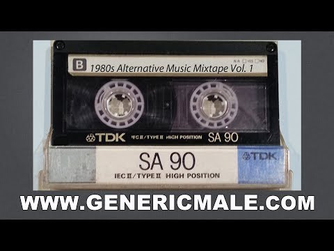 80s New Wave  Alternative Songs Mixtape Volume 1