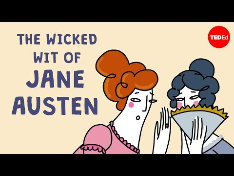 Video image: The wicked wit of Jane Austen - Iseult Gillespie