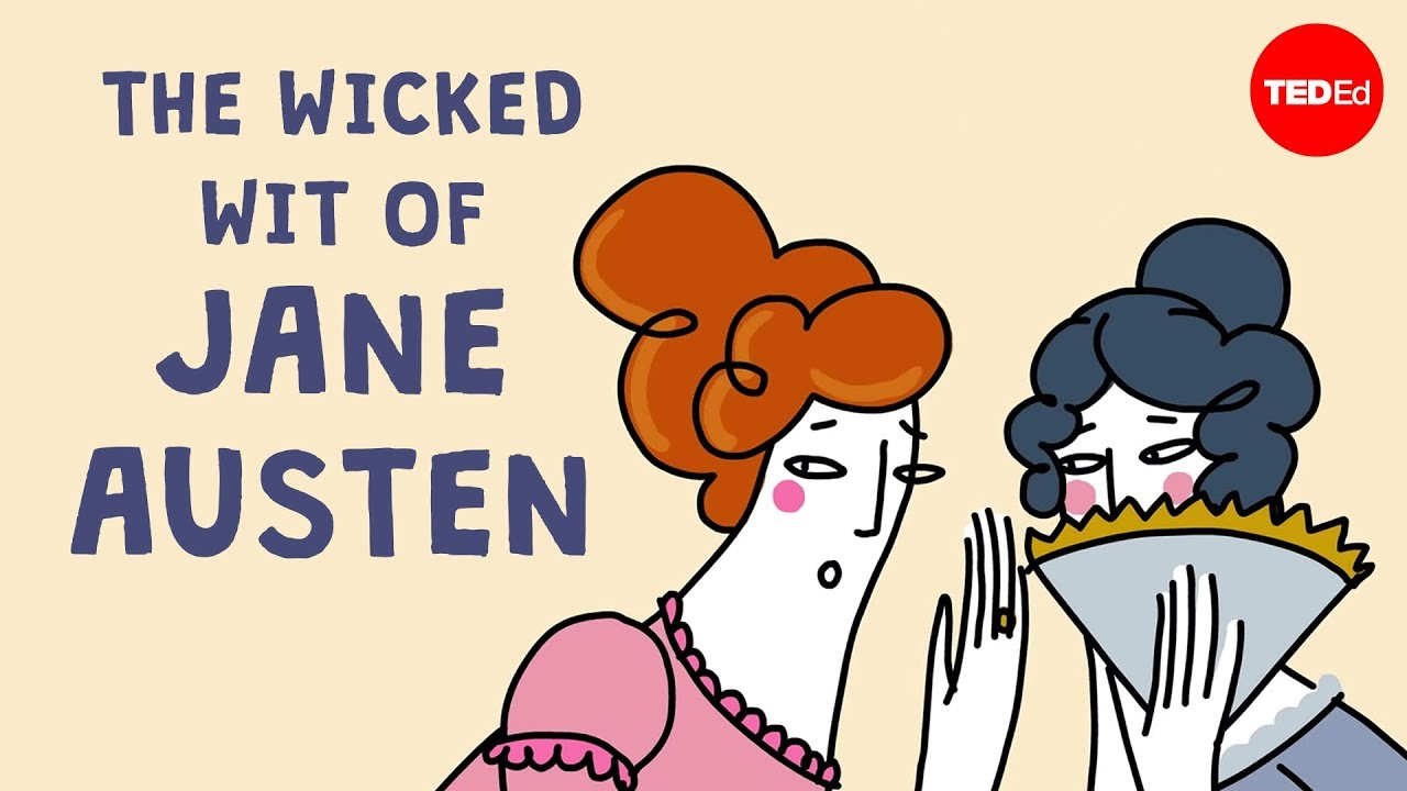 The Wicked Wit Of Jane Austen Iseult Gillespie Ted Ed