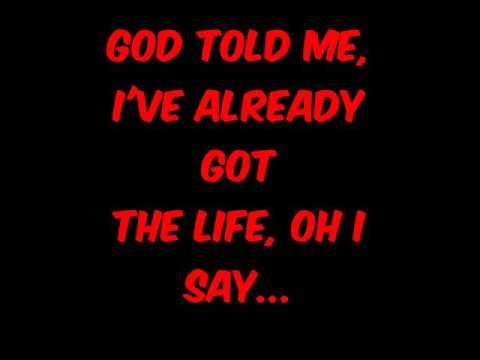 Korn - Got The Life - Lyrics