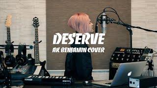 Kris Wu ft Travis Scott 39Deserve39 Rearranged Ver Ak Benjamin Cover
