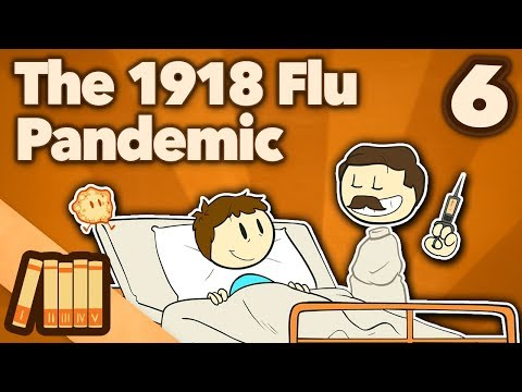 The 1918 Flu Pandemic - The Forgotten Plague - Extra History - #6