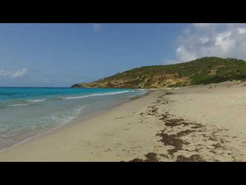 The Best Nude Beach in the Caribbean