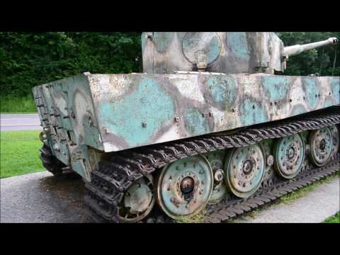 What a beast !!! World war 2 Tiger tank in France thumbnail