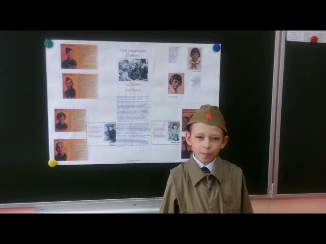 Изображение предпросмотра прочтения – АлександрКуликов читает произведение «Убитый мальчик» Д.Б.Кедрина