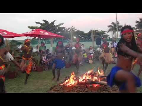 Hodi Maputo Afro Swing - Ngalanga dance from Mozambique
