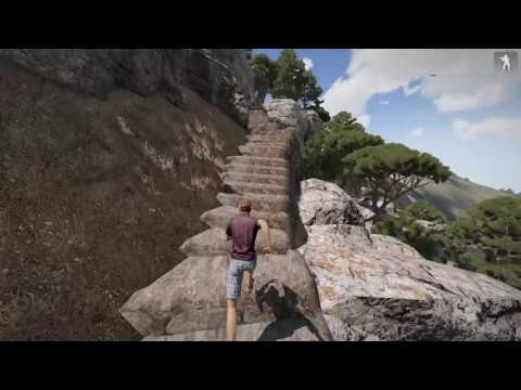 [Kastellorizo Early Preview] Walking the panoramic stairs