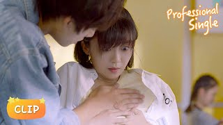 Download lagu Don't get me wrong. I'm trying to help. 💛 Professional Single EP 11 Clip