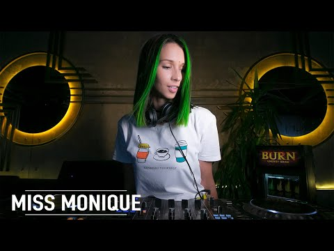 Miss Monique - Live @ Radio Intense 03.09.2019 #MelodicTechno