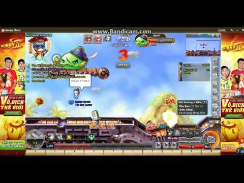 hack gunny phiên bản mới 05/08/2013