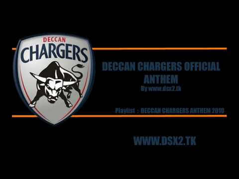 Watch Deccan Chargers Official Theme Song Made By www.indiaatnet.com