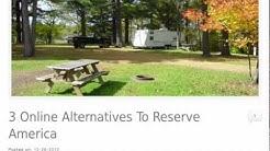 3 Online Alternatives To Reserve America
