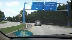 Jacksonville International Airport Entrance